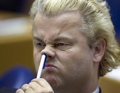 Resultado de imagen para Geert Wilder